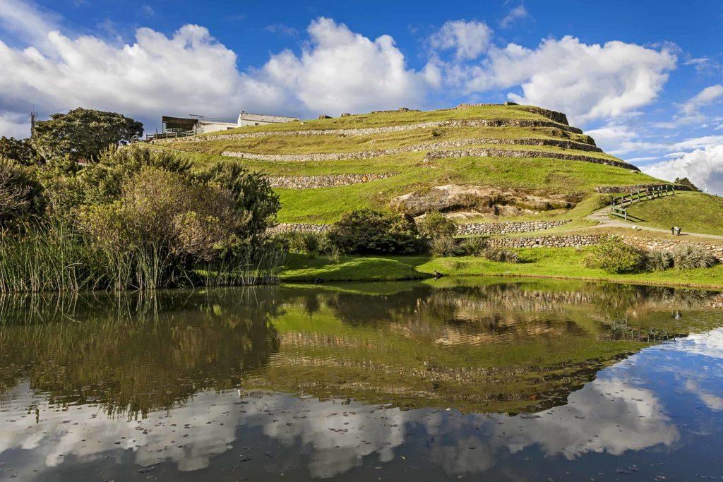 Cuenca Parque Arqueológico Pumapungo 14