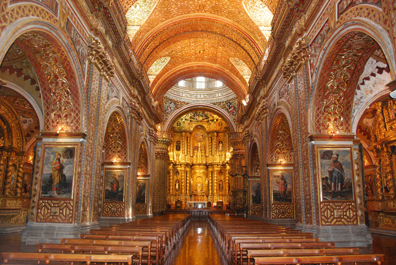 Quito_basilica