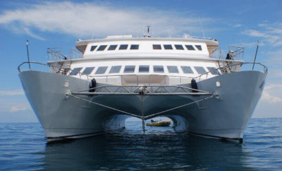Anahi Cruise Galapagos Ecuador