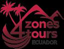 4 zones tours